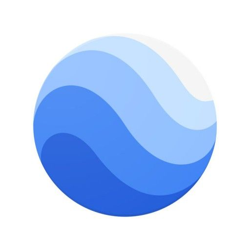 Google Earth App Icon Design For Design Inspiration App Icon