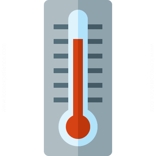 Iconexperience G Collection Thermometer Icon