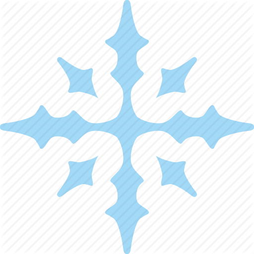 Cold, Frost, Ice, Snow, Snowflake Icon