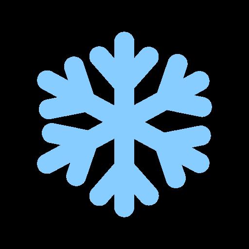 Flake, Snow, Snowflake Icon