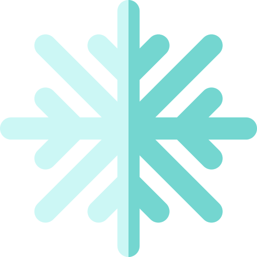 Snowflake Weather Png Icon