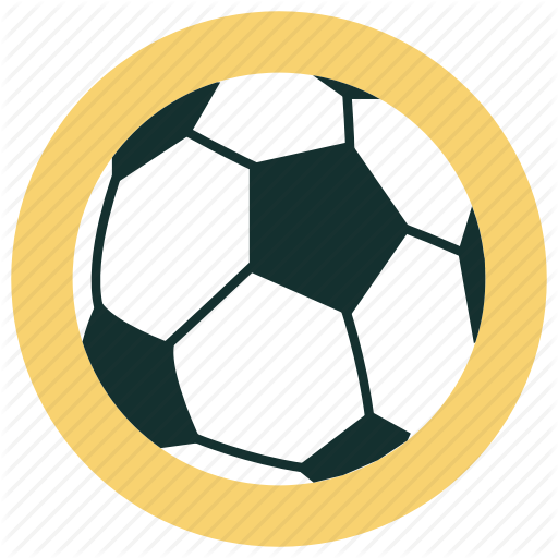Football, Play, Soccer Ball, Sport, Sport Equipment Icon