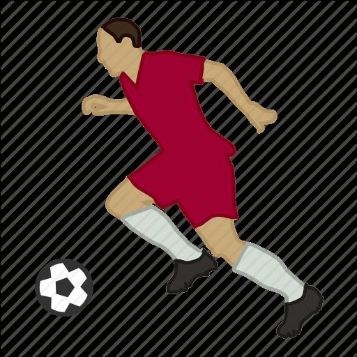 Asian, Football, Futball, Player, Soccer, Sport Icon