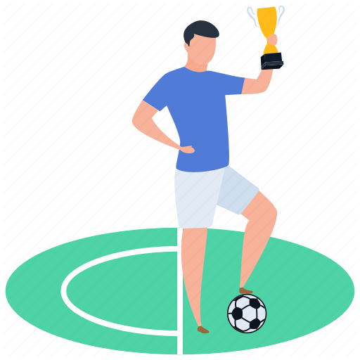 Athlete, Football Player, Outdoor Game, Soccer Player, Sport Icon