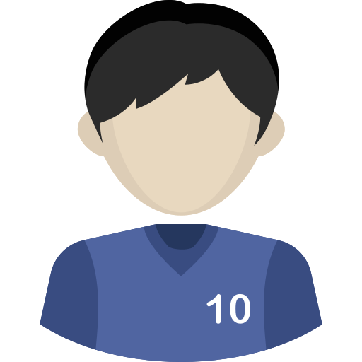Soccer Player Png Icon