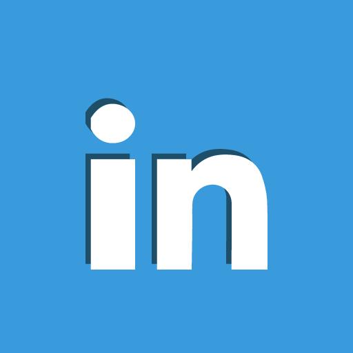 In, Job, Linkedin, Social Icon