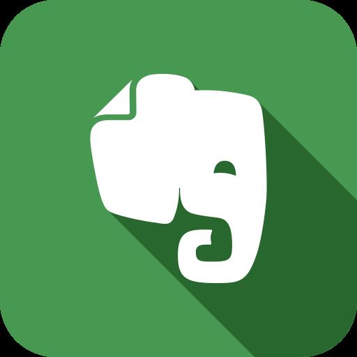 Elephant, Evernote, Social Media Icon
