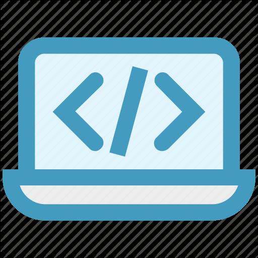 Code, Coding, Development, Html, Laptop, Programming, Seo Icon