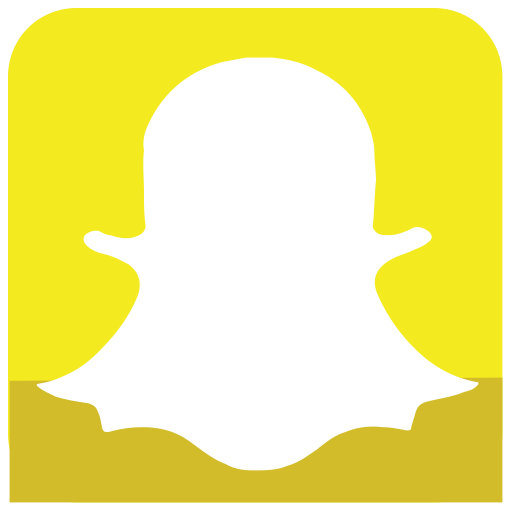 Social Media Icons Clipart Snapchat