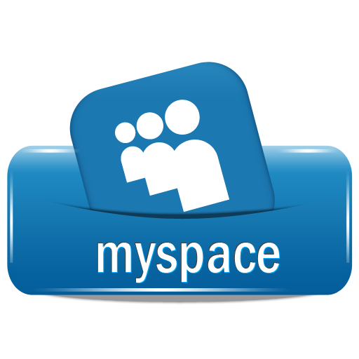 Myspace Icons, Free Icons In Social Media Icons