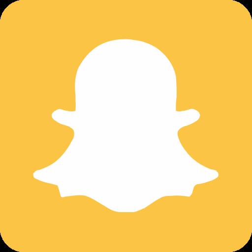 Snapchat Icon Free Of Social Media Icons