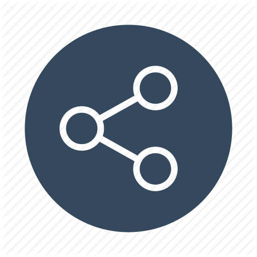 Connection, Link, Media, Nodes, Share, Social Icon