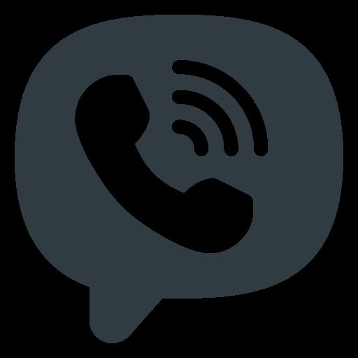 Logo, Media, Social, Viber Icon