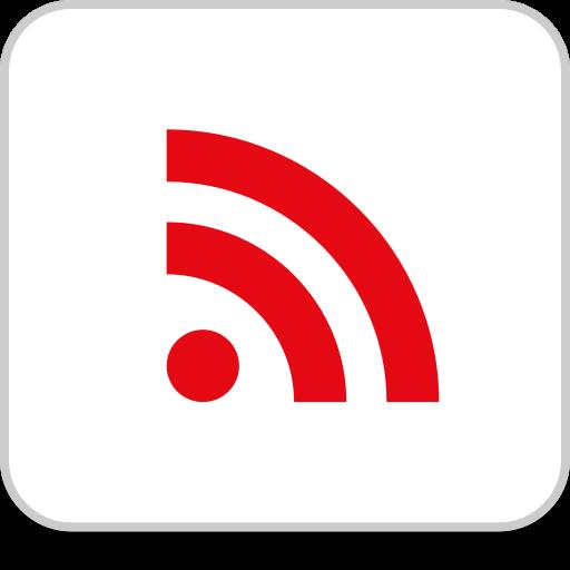 Rss, Company, Social, Media, Logo, Brand Icon Free Of Social Media