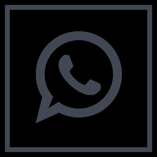 Whatsapp, Social, Media, Logo Icon Free Of Social Media Free Icons!