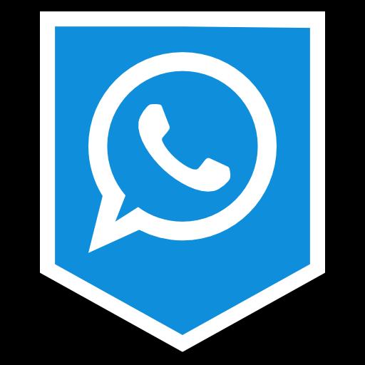 Whatsapp, Social, Media, Logo Icon Free Of Social Media