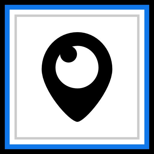 Periscope, Social, Media, Logo Icon Free Of Social Media