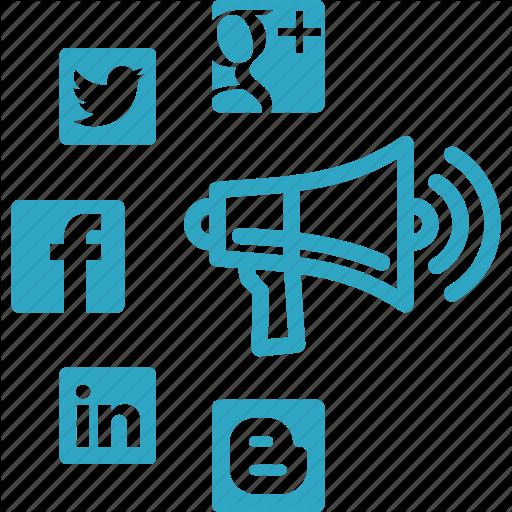 Communication, Connection, Internet Marketing, Megaphone, Online