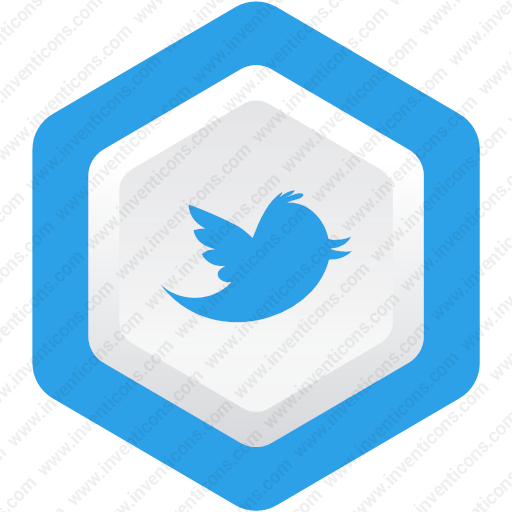 Download Label,twitter,media,logo,social Media Icon Inventicons