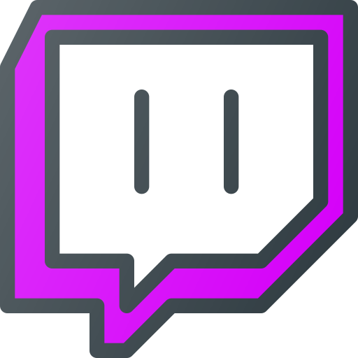Social Media Icons Clipart Twitch