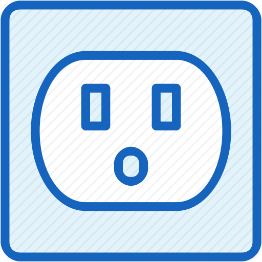 Devices, Electric, Electricity, Power, Socket Icon