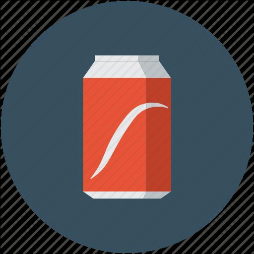 Beverage, Drink, Soda, Soda Can Icon