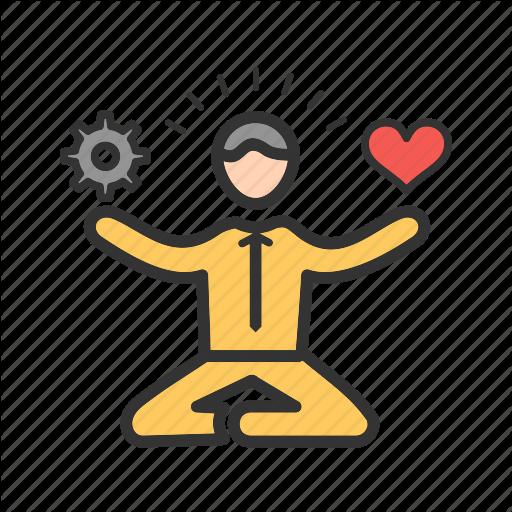 Balance, Business, Management, Multitasking, Skills, Stress, Work Icon