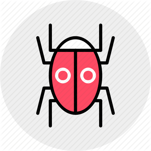 Bug, Bugs, Insect, Software, System, Testing, Virus Icon