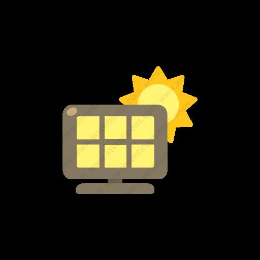 Download Solar,energy Icon Inventicons