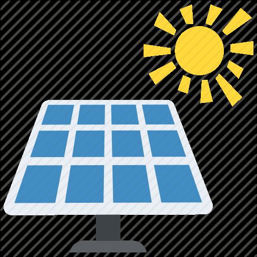 Ecology Concept, Environmental Technology, Renewable Energy, Solar