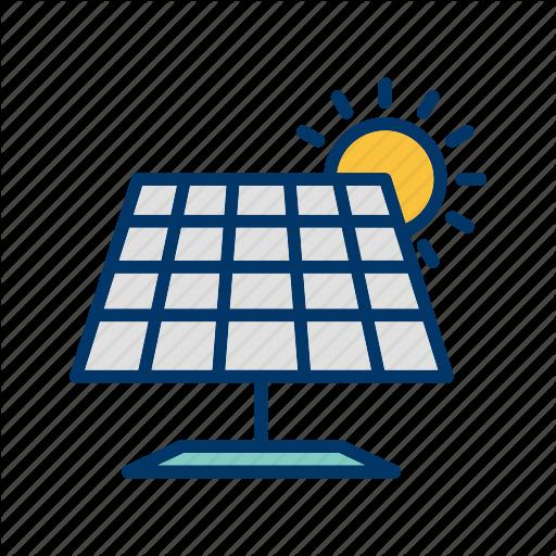 Ecology, Energy, Panel, Solar Icon