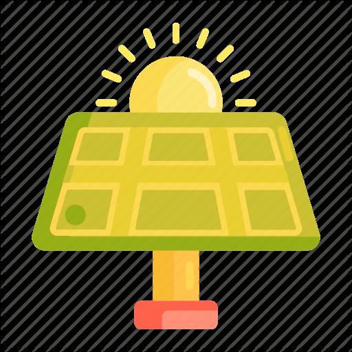Energy, Solar, Solar Energy, Solar Panel Icon