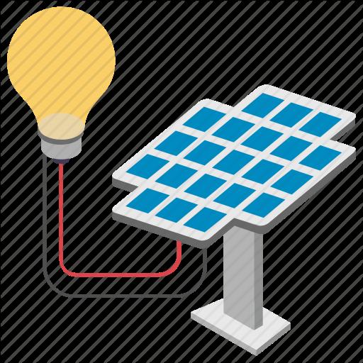 Renewable Energy, Renewable Power, Solar Bulb, Solar Energy, Solar