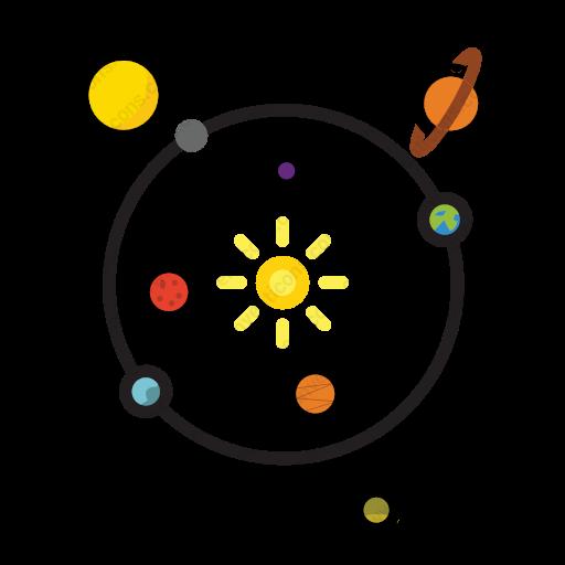 Download Astronomy,scifi,solar,space,system Icon Inventicons