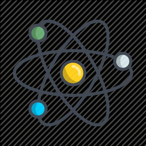 Education, Solar, System Icon