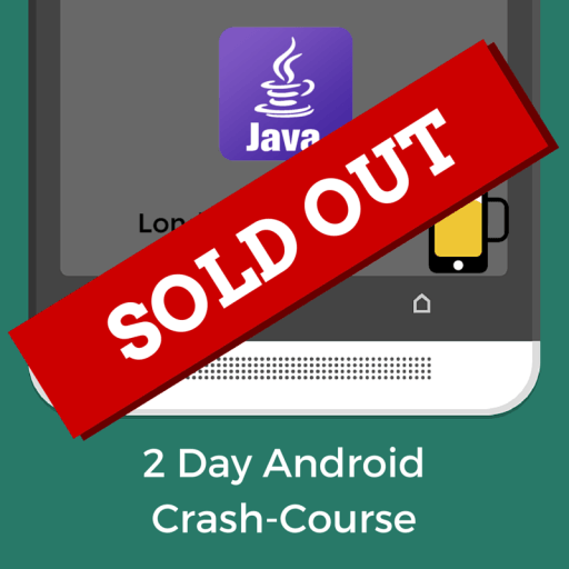 Day Android Course Sold Out Product