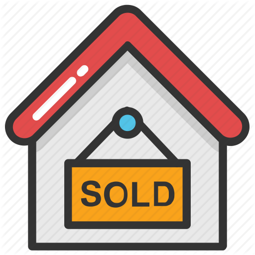 Estate Signage, House Sold Out, Property Sold, Sold Advertisement