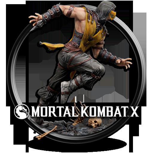 Download Free Mortal Kombat X Png Pic Icon Favicon Freepngimg