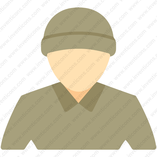 Download Conflict,soldier,military,soldier,weapon Icon Inventicons