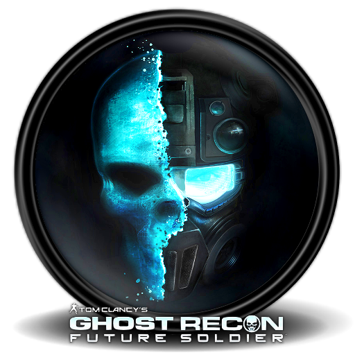 Ghost Recon Future Soldier Icon Mega Games Pack Iconset
