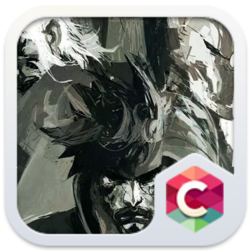 Solid Snake Free Android Theme U Launcher