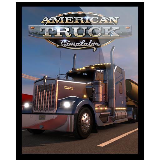 Icon American Truck Simulator