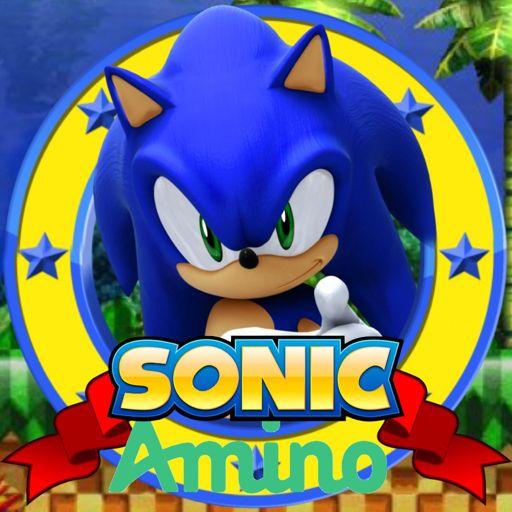 New Icon Sonic The Hedgehog! Amino