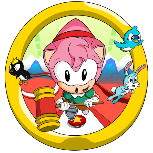 Sonic Mania Amy Rose Team Fortress Sprays