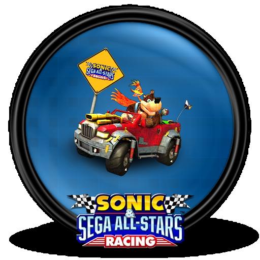 Sonic Sega All Stars Racing Icon