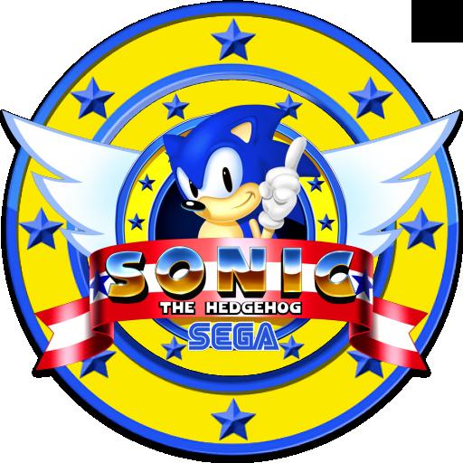 Hedgehog Icon Sonic
