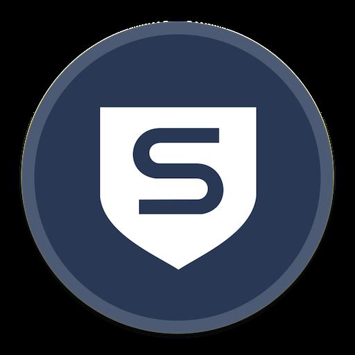 Sophos Icon Button Ui