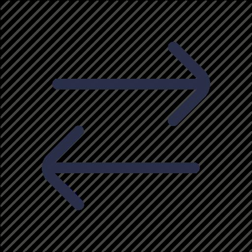 Arrow, Direction, Left, Right, Sort Icon