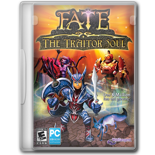 Fate The Traitor Soul Icon Game Cover