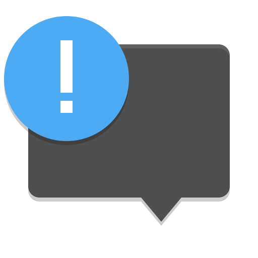 Preferences System Notifications Icon Papirus Apps Iconset